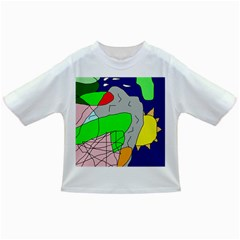Crazy abstraction Infant/Toddler T-Shirts