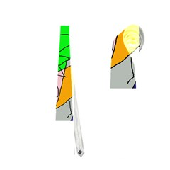 Crazy abstraction Neckties (One Side)