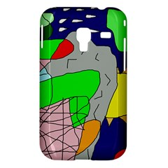 Crazy abstraction Samsung Galaxy Ace Plus S7500 Hardshell Case