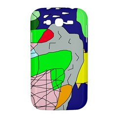Crazy abstraction Samsung Galaxy Grand DUOS I9082 Hardshell Case