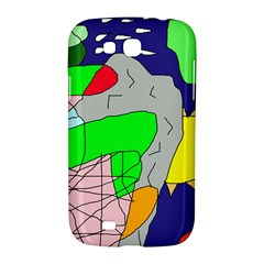 Crazy abstraction Samsung Galaxy Grand GT-I9128 Hardshell Case