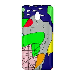 Crazy abstraction HTC One Mini (601e) M4 Hardshell Case