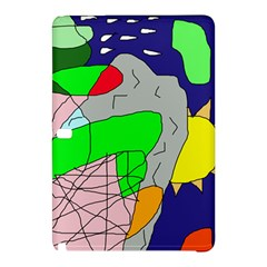 Crazy abstraction Samsung Galaxy Tab Pro 12.2 Hardshell Case