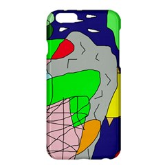 Crazy abstraction Apple iPhone 6 Plus/6S Plus Hardshell Case