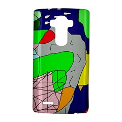Crazy abstraction LG G4 Hardshell Case
