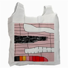 Worms Recycle Bag (Two Side)