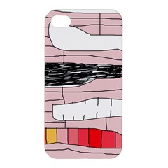 Worms Apple iPhone 4/4S Hardshell Case