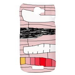 Worms HTC One S Hardshell Case