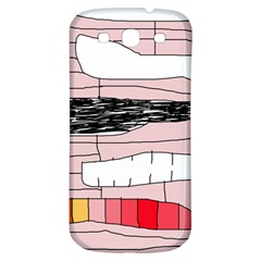 Worms Samsung Galaxy S3 S III Classic Hardshell Back Case