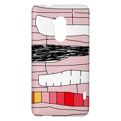 Worms HTC One Max (T6) Hardshell Case