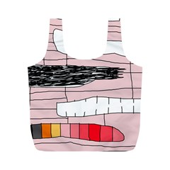 Worms Full Print Recycle Bags (M)