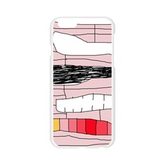 Worms Apple Seamless iPhone 6/6S Case (Transparent)