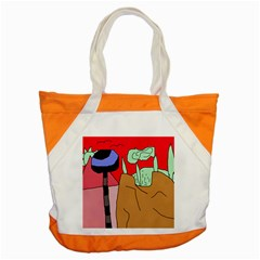 Imaginative abstraction Accent Tote Bag