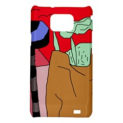 Imaginative abstraction Samsung Galaxy S2 i9100 Hardshell Case