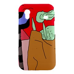 Imaginative abstraction Samsung Galaxy Ace S5830 Hardshell Case