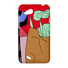 Imaginative abstraction HTC Desire VC (T328D) Hardshell Case