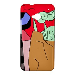 Imaginative abstraction HTC One M7 Hardshell Case