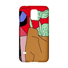 Imaginative abstraction Samsung Galaxy S5 Hardshell Case