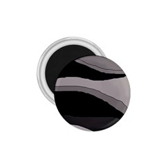 Black and gray design 1.75  Magnets