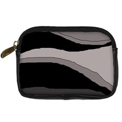 Black and gray design Digital Camera Cases