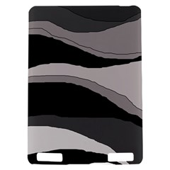 Black and gray design Kindle Touch 3G