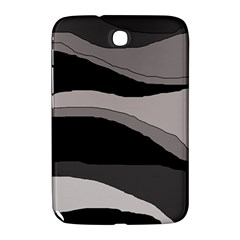 Black and gray design Samsung Galaxy Note 8.0 N5100 Hardshell Case