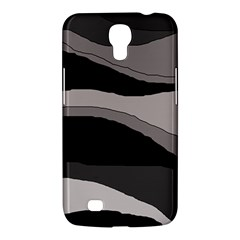Black and gray design Samsung Galaxy Mega 6.3  I9200 Hardshell Case