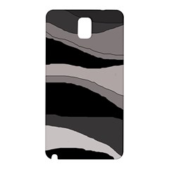 Black and gray design Samsung Galaxy Note 3 N9005 Hardshell Back Case