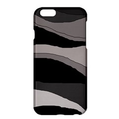 Black and gray design Apple iPhone 6 Plus/6S Plus Hardshell Case