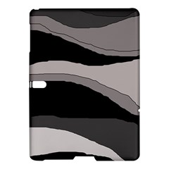 Black and gray design Samsung Galaxy Tab S (10.5 ) Hardshell Case