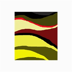 Decorative abstract design Collage Prints