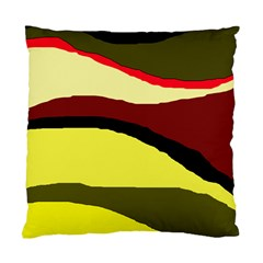 Decorative abstract design Standard Cushion Case (One Side)