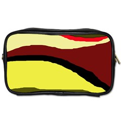 Decorative abstract design Toiletries Bags 2-Side
