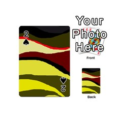 Decorative abstract design Playing Cards 54 (Mini)