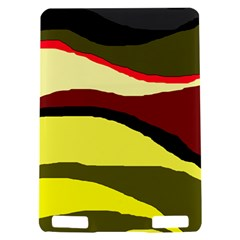 Decorative abstract design Kindle Touch 3G