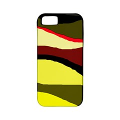 Decorative abstract design Apple iPhone 5 Classic Hardshell Case (PC+Silicone)