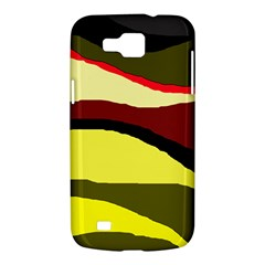 Decorative abstract design Samsung Galaxy Premier I9260 Hardshell Case