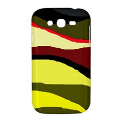 Decorative abstract design Samsung Galaxy Grand DUOS I9082 Hardshell Case