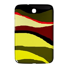 Decorative abstract design Samsung Galaxy Note 8.0 N5100 Hardshell Case