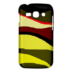 Decorative abstract design Samsung Galaxy Ace 3 S7272 Hardshell Case