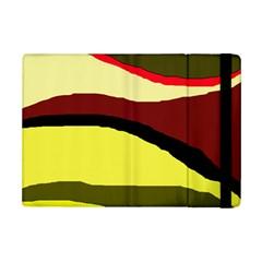 Decorative abstract design iPad Mini 2 Flip Cases