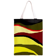 Decorative abstract design Classic Light Tote Bag