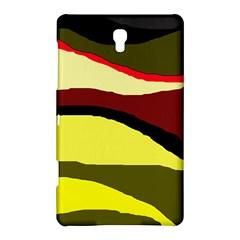 Decorative abstract design Samsung Galaxy Tab S (8.4 ) Hardshell Case