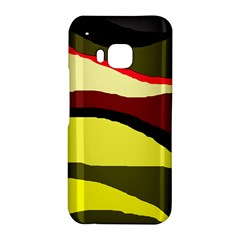 Decorative abstract design HTC One M9 Hardshell Case