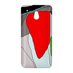 Colorful abstraction HTC One Mini (601e) M4 Hardshell Case