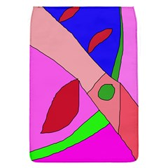 Pink abstraction Flap Covers (S)