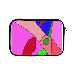 Pink abstraction Apple iPad Mini Zipper Cases
