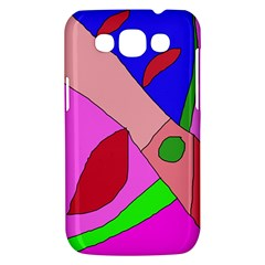 Pink abstraction Samsung Galaxy Win I8550 Hardshell Case