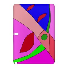 Pink abstraction Samsung Galaxy Tab Pro 10.1 Hardshell Case