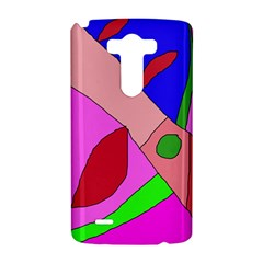 Pink abstraction LG G3 Hardshell Case